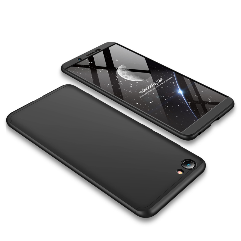For VIVO Y71 Slim 3 in 1 Hybrid Hard Case