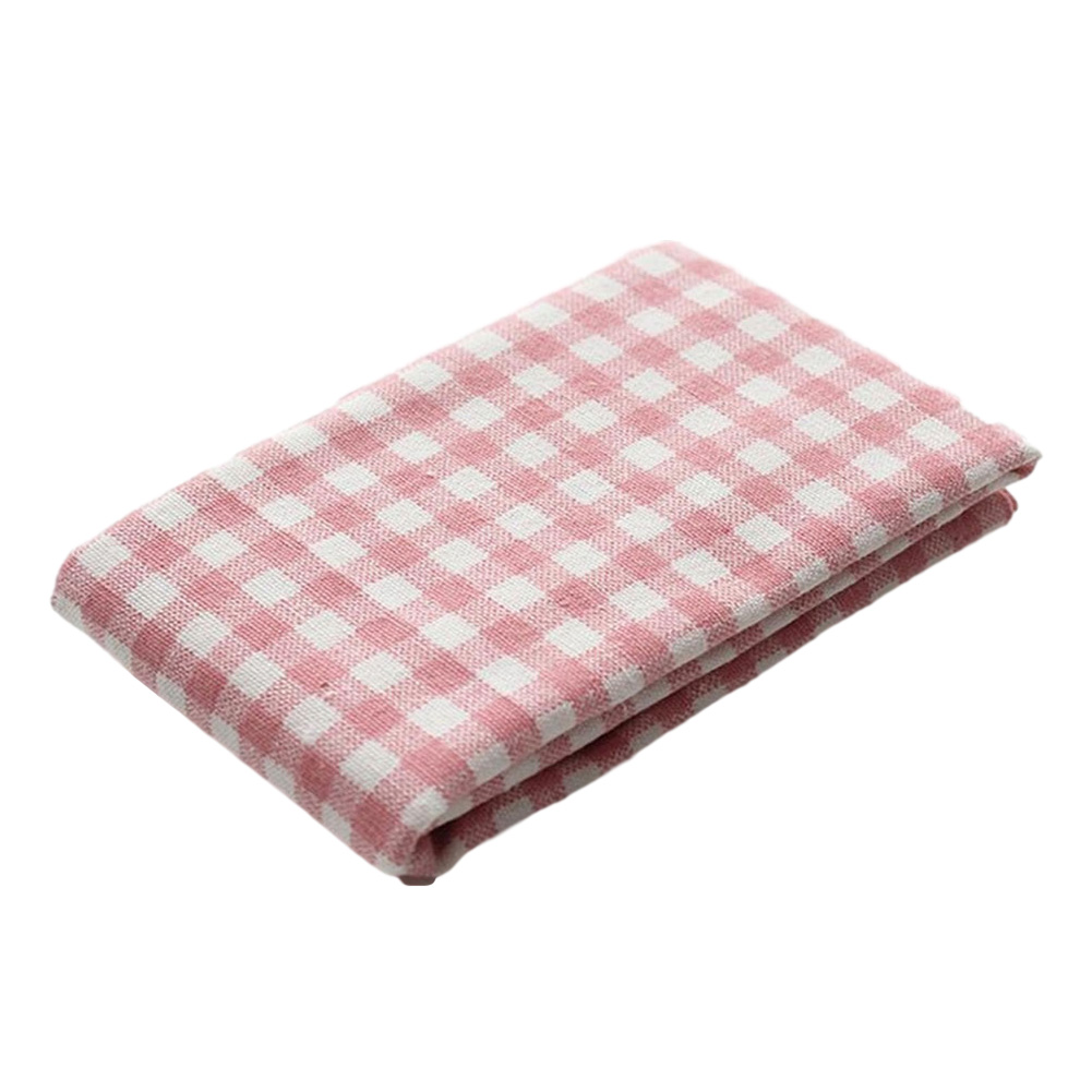 Small Dog Cat Bed Mats Breathable Comfortable Print Washable Pet Sleeping Cat Hammock Bed Kitten Puppy Nest Pink plaid