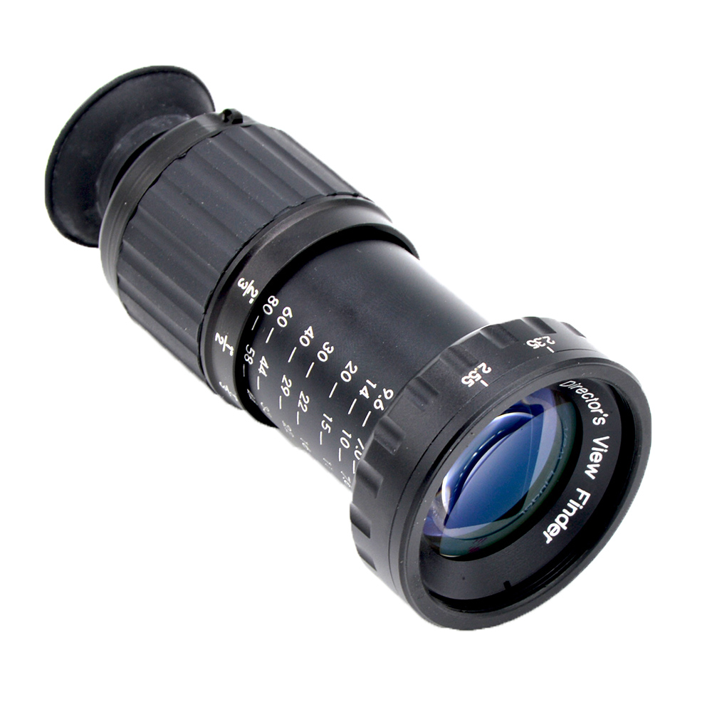 VELEDGE VD-11X Professional Micro Director's HD Viewfinder Scene Viewer Photogarphy Accessory black