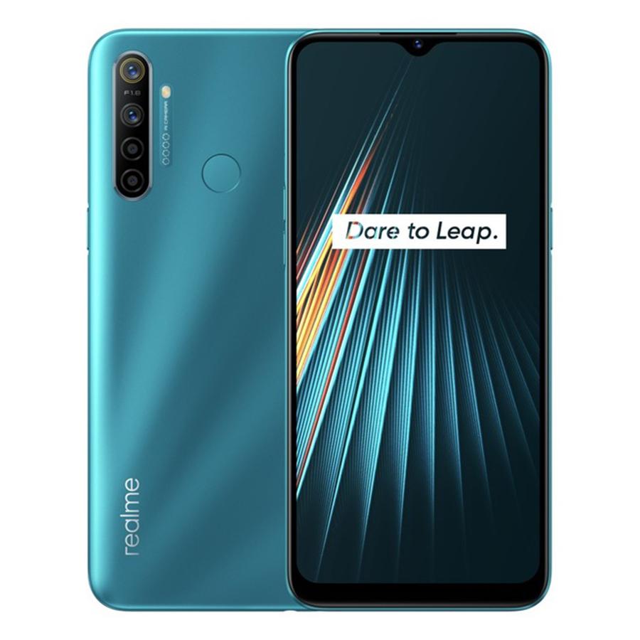 Realme 5i 4+64GB Smartphone blue