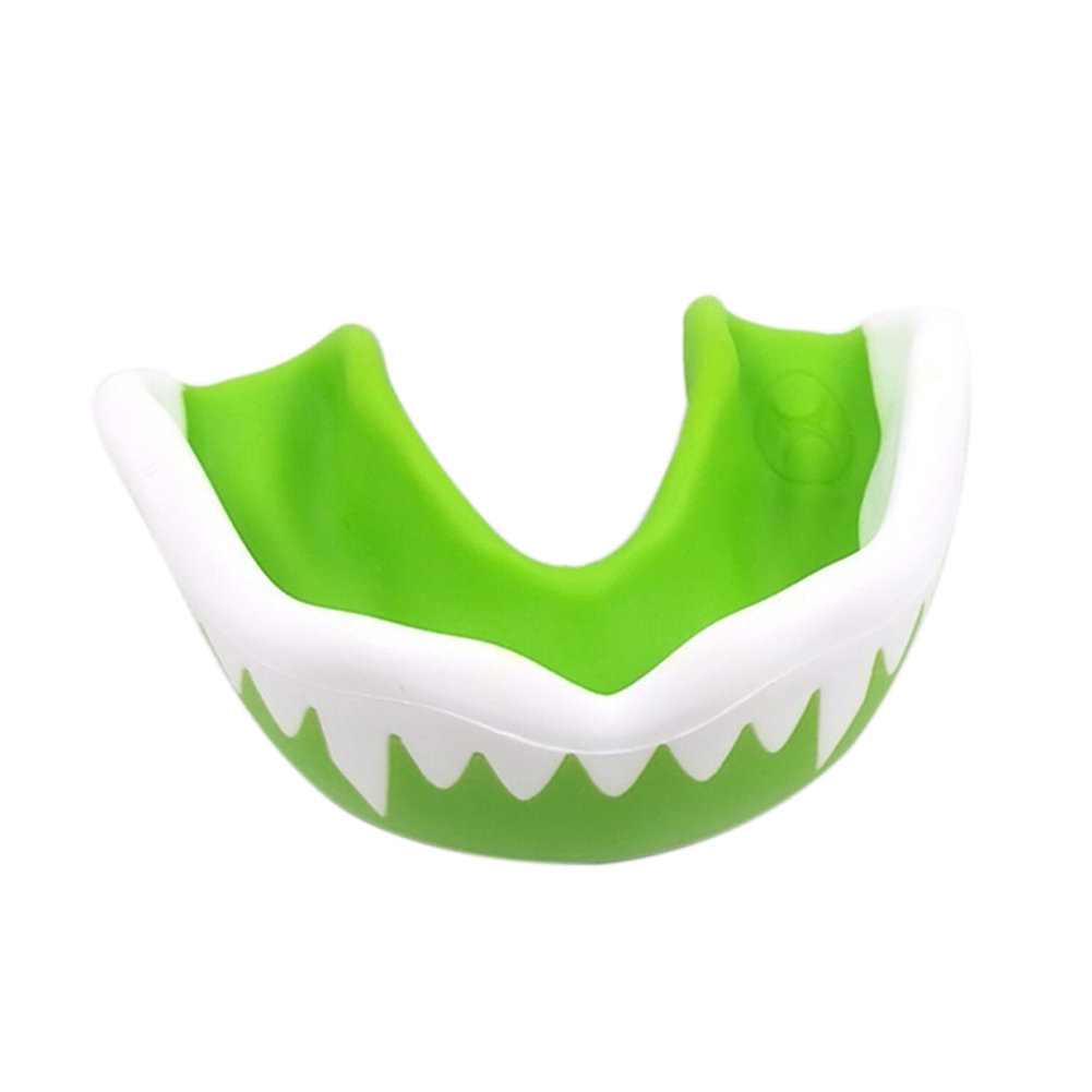 Adult Mouthguard Mouth Guard Teeth Protect for Boxing Football Basketball Karate Muay Thai Safety Protection green