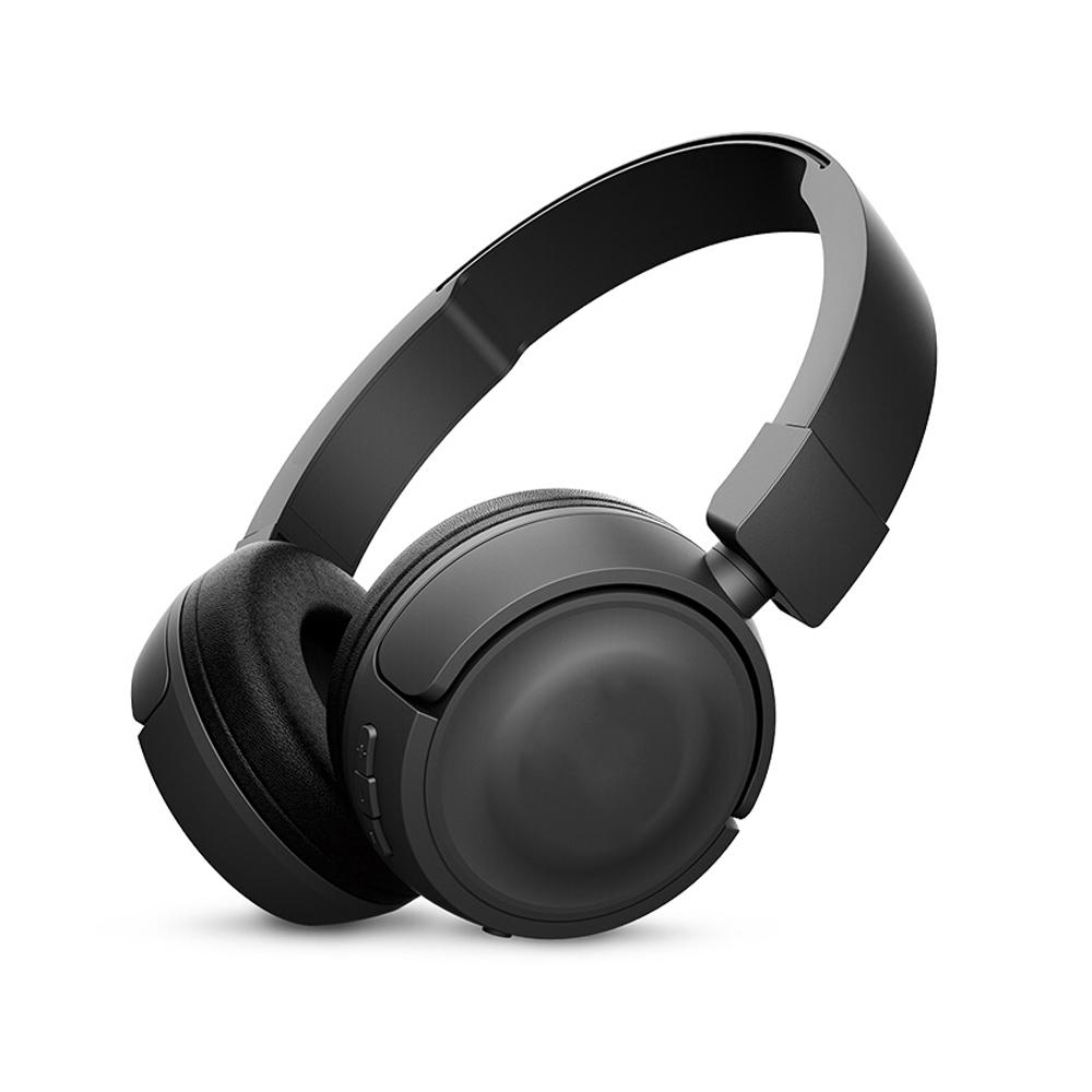 T450BT Wireless Bluetooth Headphones black