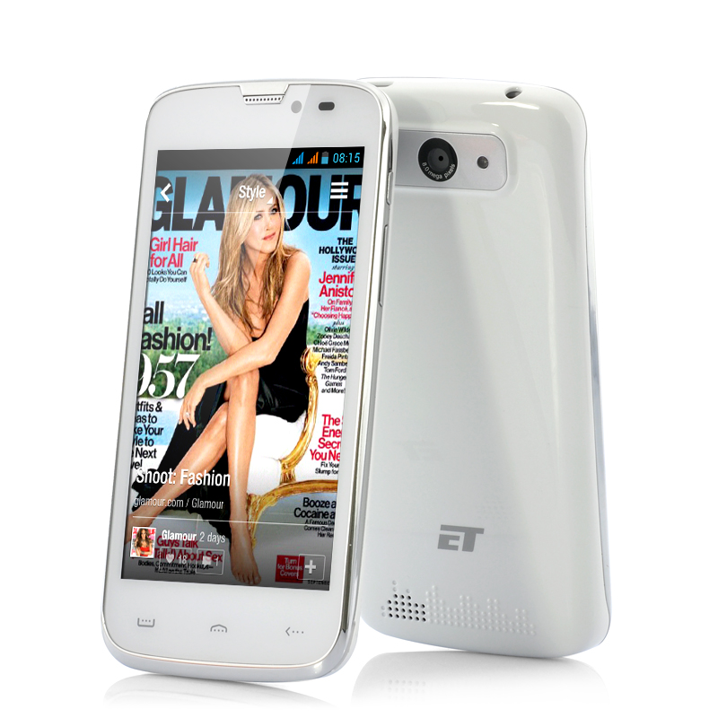 4.5 Inch QHD Android 4.2 Phone - ET T45 (W)