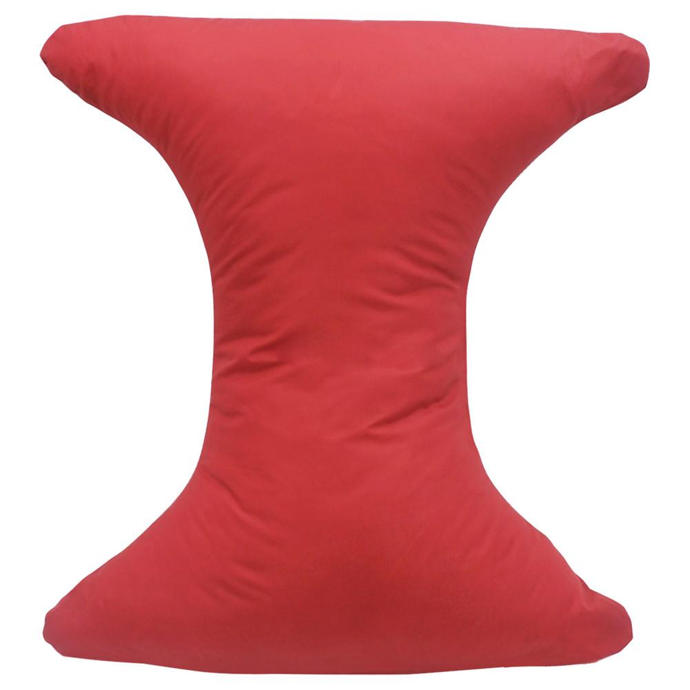 Bass Drum Pillow Jazz Drum Damper Muffling Tool Accessories red