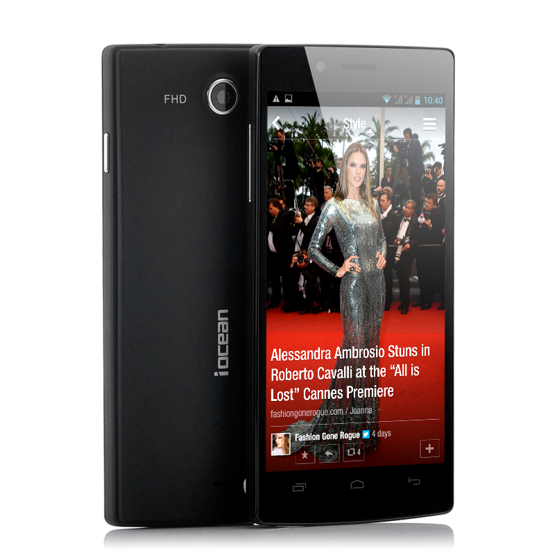 Quad Core 5Inch Android 4.2 Phone - iOcean X7