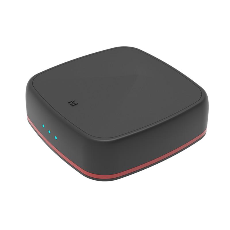 Bluetooth 5.0 Adapter Aptx HD Transmitter Audio Receiver Optical Toslink/AUX/SPDIF for TV Headphones Soundbar Home System black