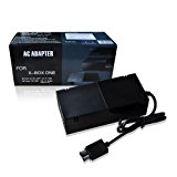 WantMall AC Adapter Charger Power Supply Cable Cord for Xbox One Console