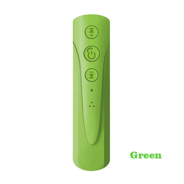 Bluetooth 4.1 Audio Receiver 3.5mm Aux Audio Receiver Adapter Bluetooth Receiver MP3 Auto Bluetooth Car Kit  green