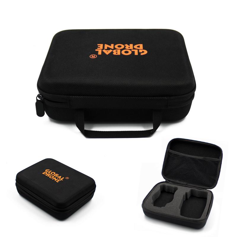 E58 Drone Storage Bag Box Handbag for GD89 GW89 GD88 E58 JY019 S168 M69 black