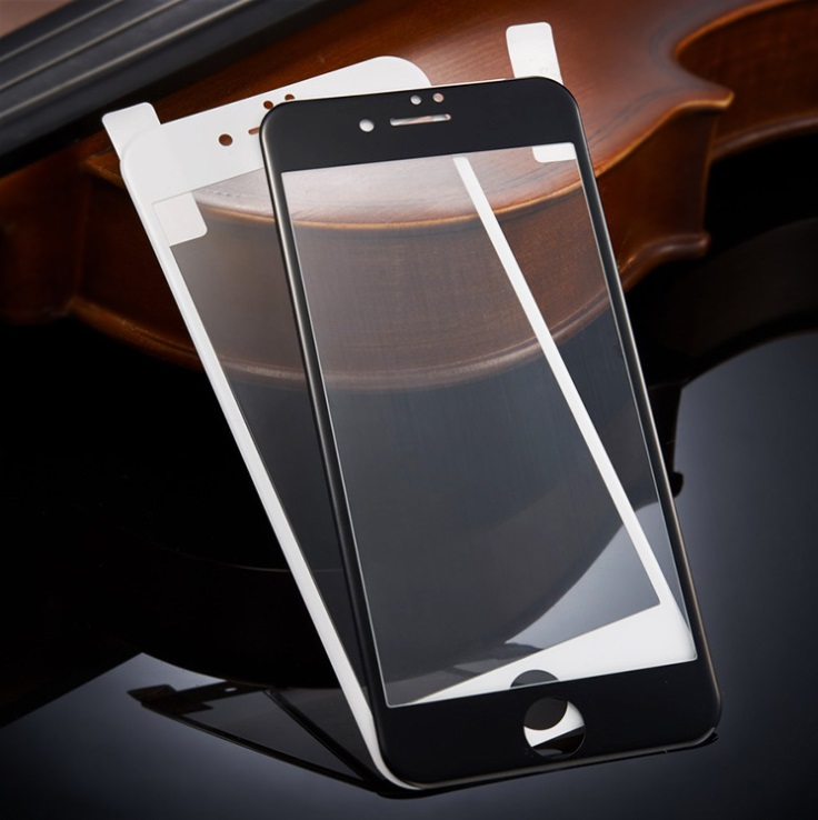 0.2mm 9H 3D Arc Edge Full Screen Protector for iPhone