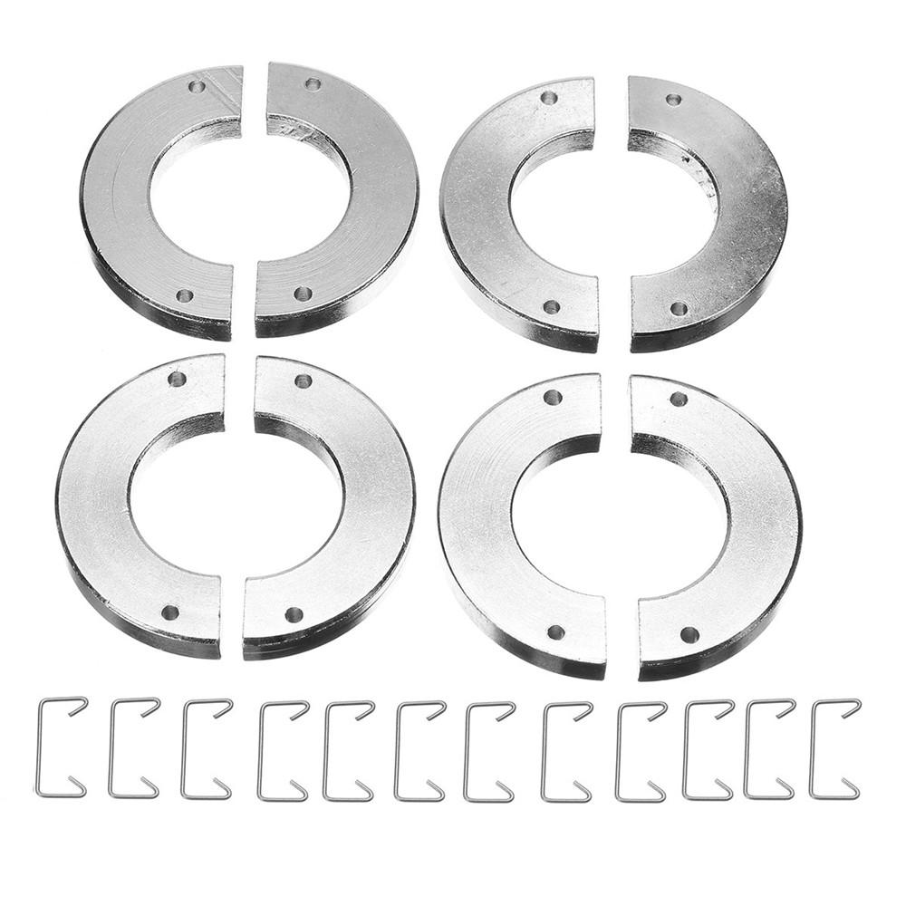 WPL Increasing Counterweight Device Tire for Wpl B1 B16 B24 B36 C14 C24 JJRC Q60 Q61 RC Car Parts 4pcs