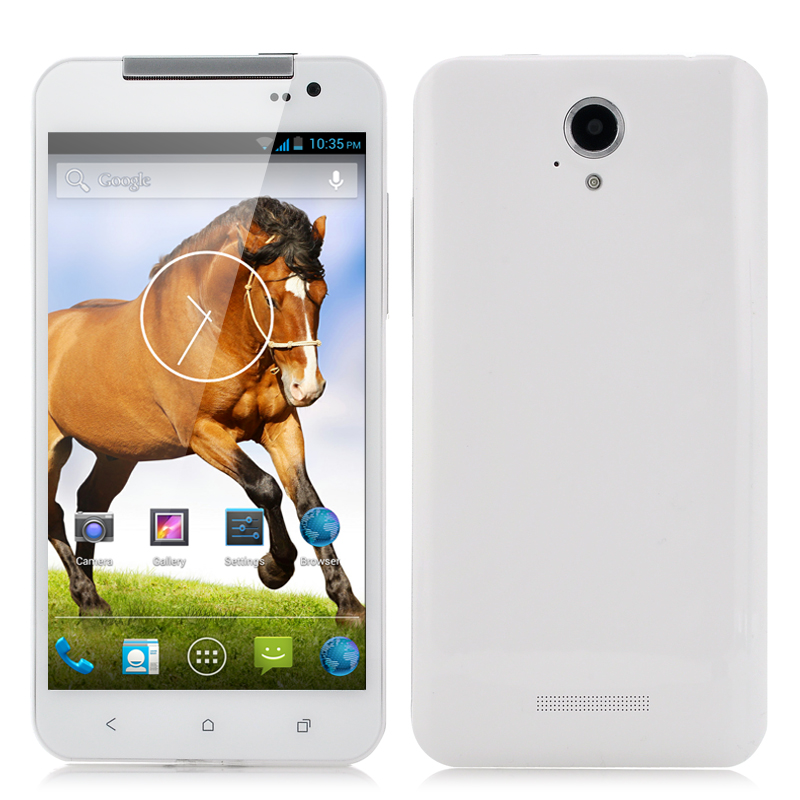 5 Inch 3G Android 4.2 Phone w/ Quad Core CPU