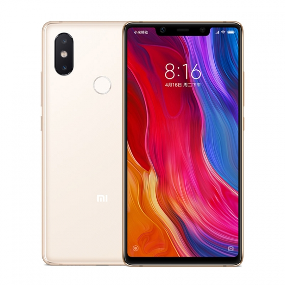 Xiaomi Mi8 SE Android Phone 4+64GB (Gold)