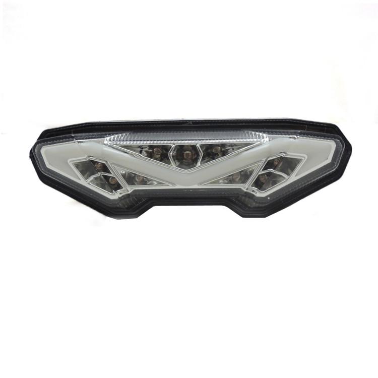 LED Tail Light Brake Turn Signal Integrated Led Lamp for YAMAHA MT-09 FZ09 13-17