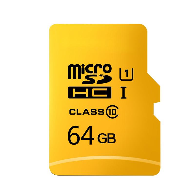 High Speed 8GB 16GB 32GB 64GB TF / Micro SD Card Class10 Flash Memory Card