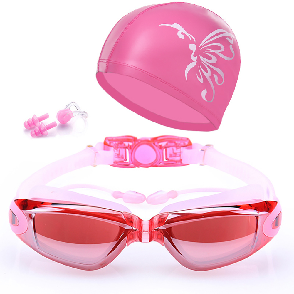 Swimming Accessories, Goggles Swim Set