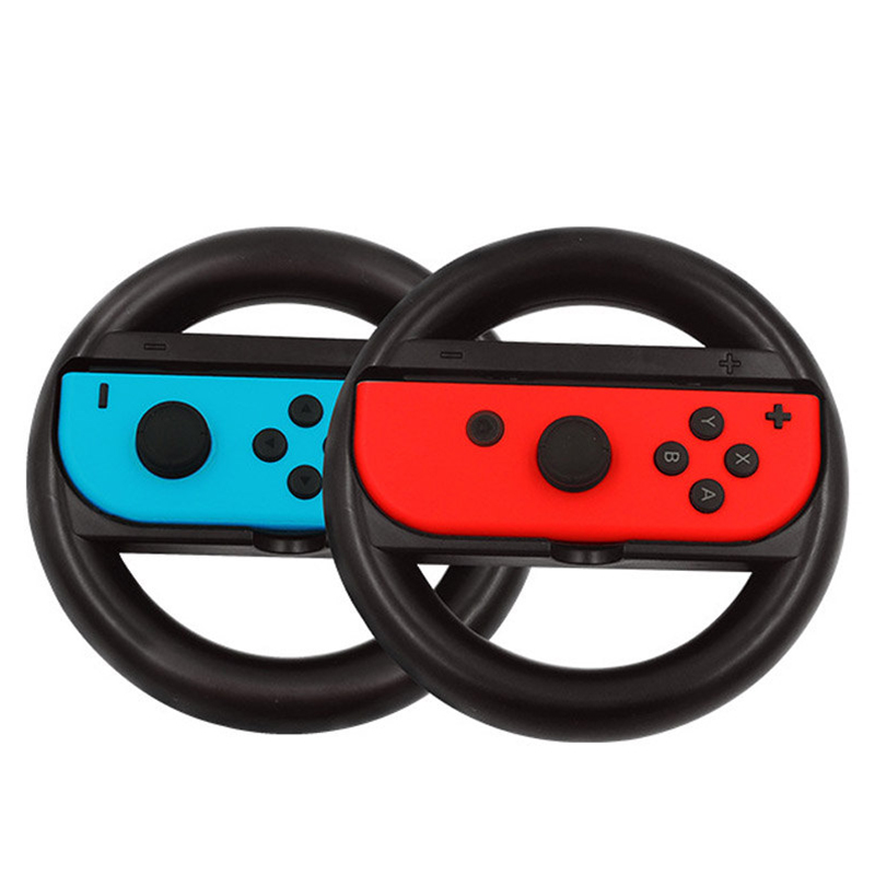1 Pair Racing Game Controller Steering Wheel
