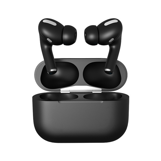 TWS Bluetooth Headset Pressure Sensor Earbuds Wireless Bluetooth Earphones Pk Mx Ap I900000 Pro Tws black