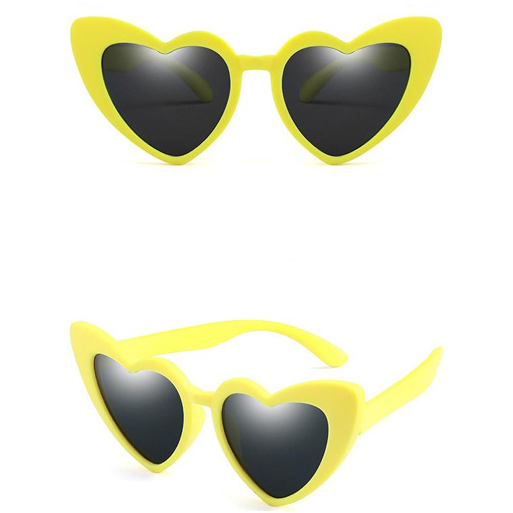 Kids Boys Cartoon Shape Polarized Sunglasses