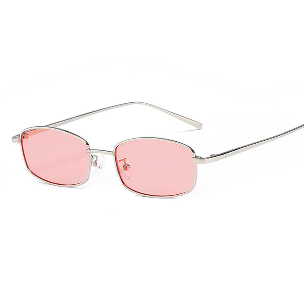 Fashion Anti-uv UV400 Lightweight Small Frame Sunglasses