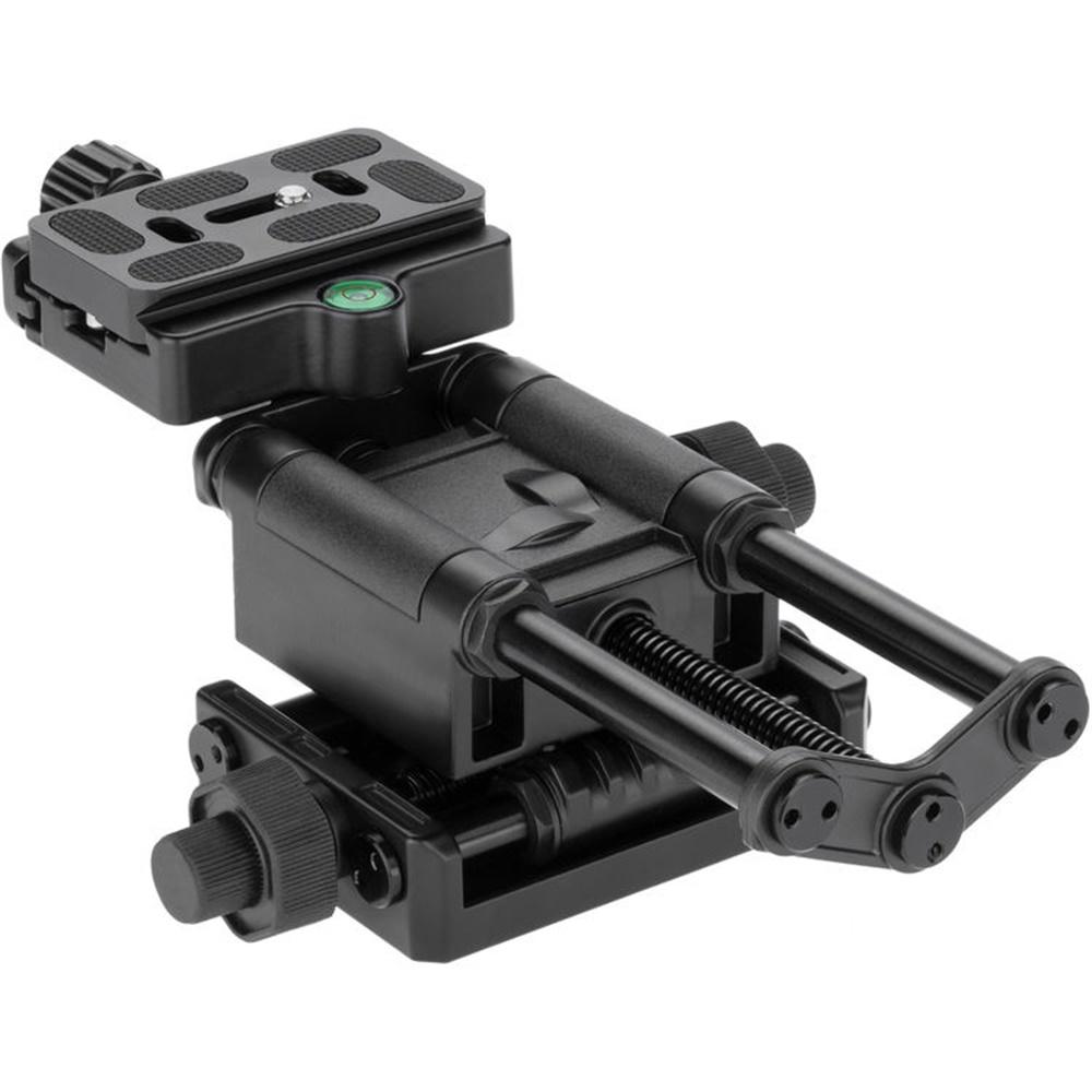 4 Way Adjustments MFR4-5 Macro Focusing Rail  black