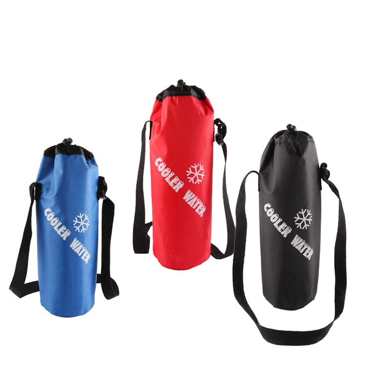 Universal Drawstring Insulated Cooler Bag