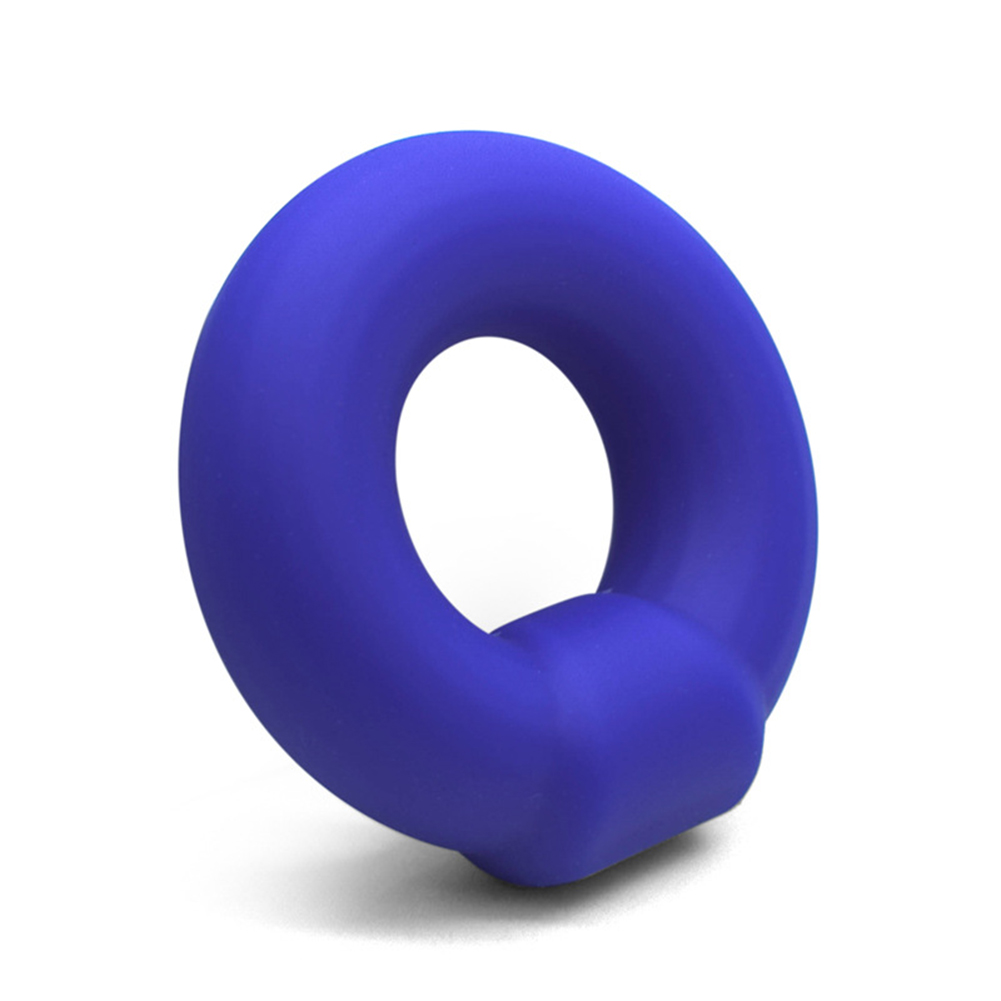 Male Penis Lock Prolong Ring Zero Liquid Silicone Ring Sex Toy D