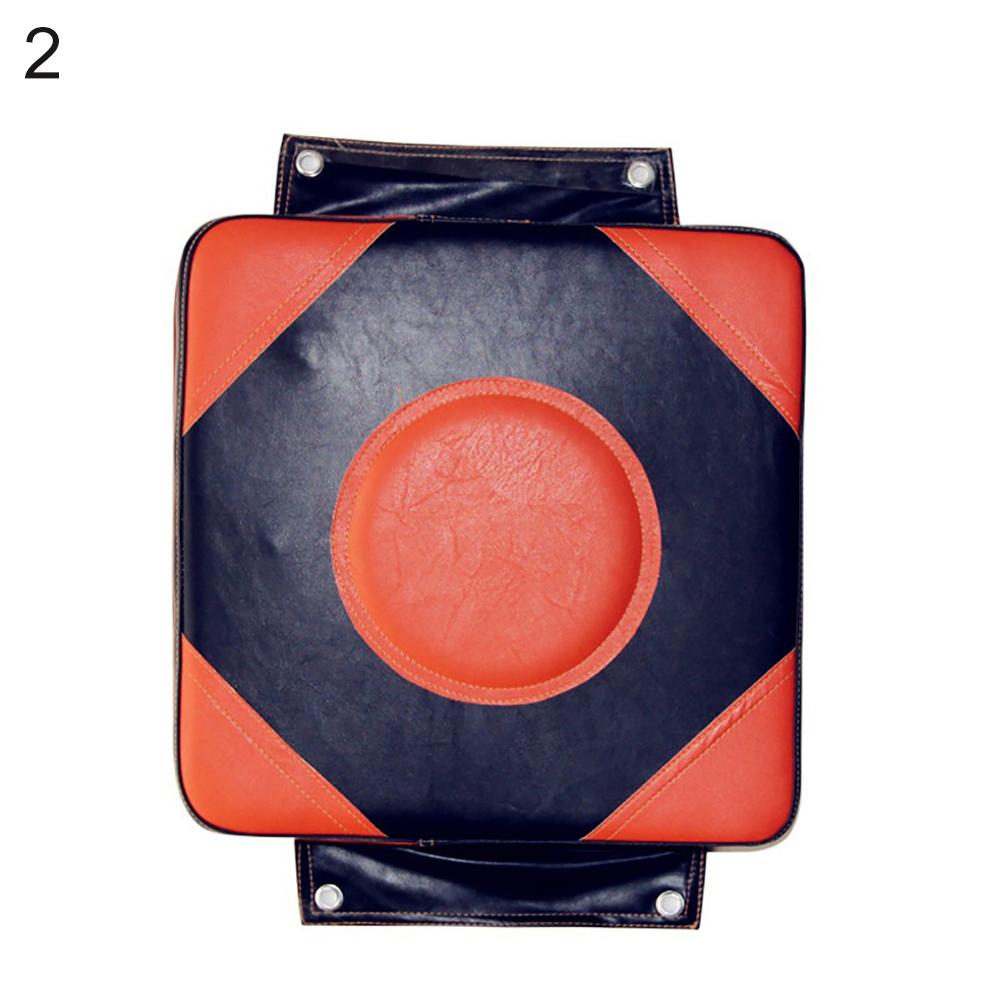 Wall Boxing Taekwondo Foot Target Practice Boxing Sandbag Wall Target  40 * 40 * 10 Center orange