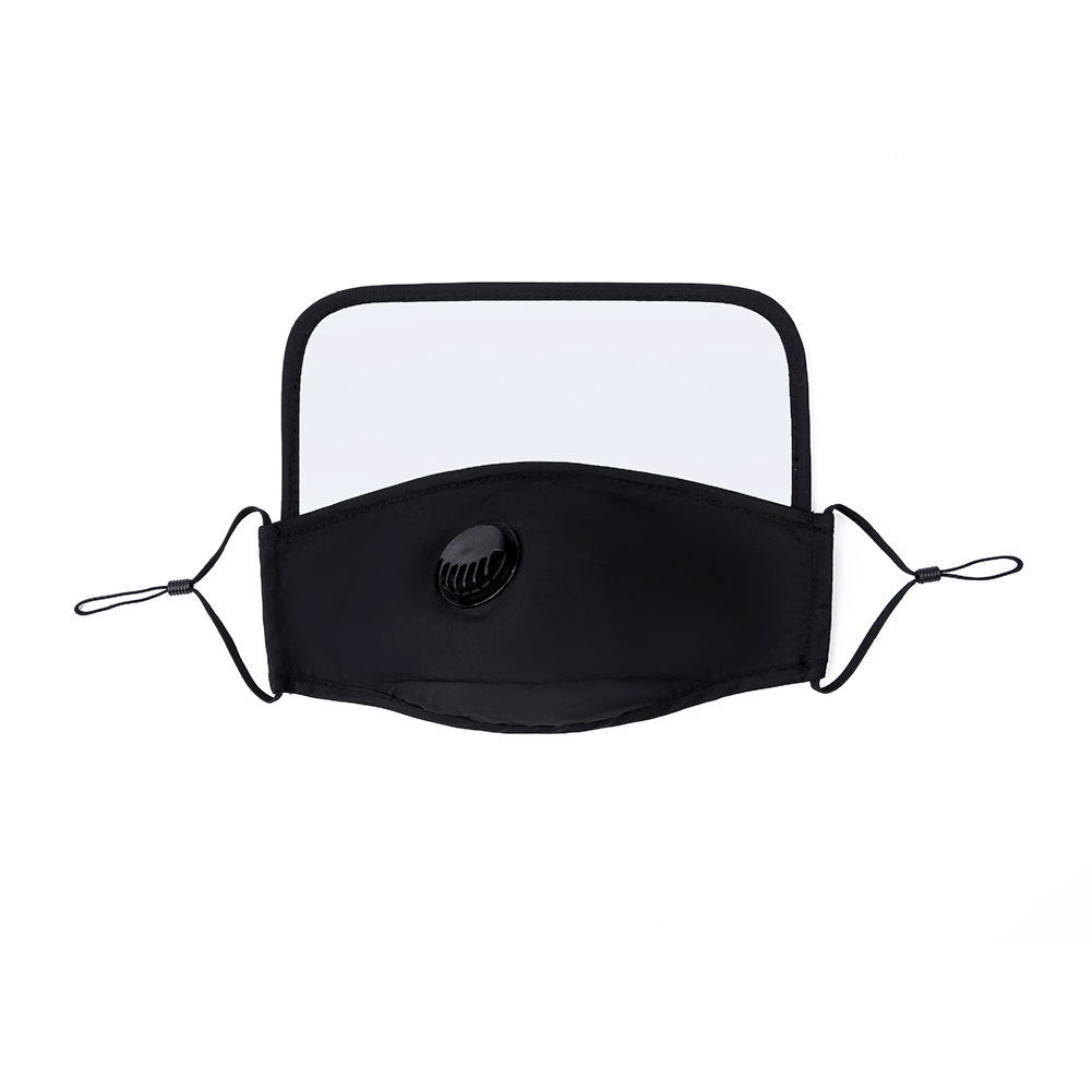 Pm2.5 Adult Mask Cotton Cloth Dust-proof and Anti-smog with Breathing Valve Protect Eye Mask