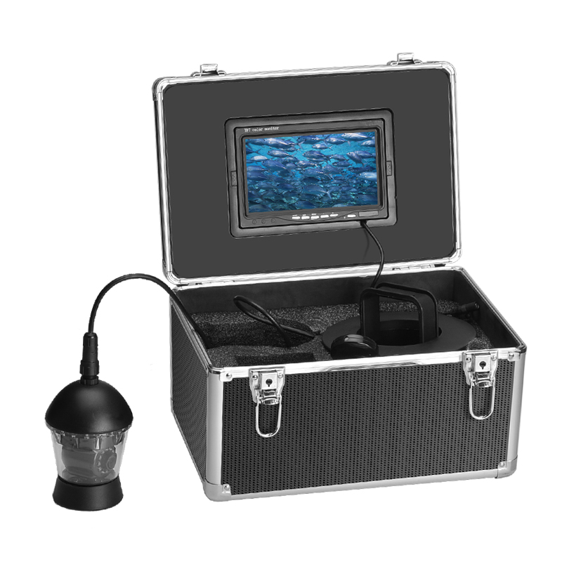 360 Degree View Underwater Fishing Camera Set