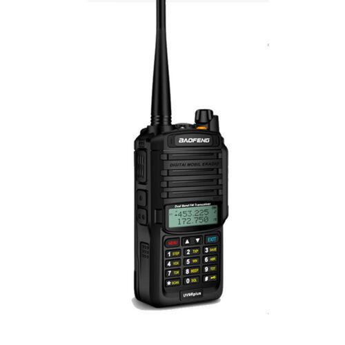 Original BAOFENG UV-9R Plus 10W VHF UHF Walkie Talkie Dual Band Handheld Two Way Radio US plug