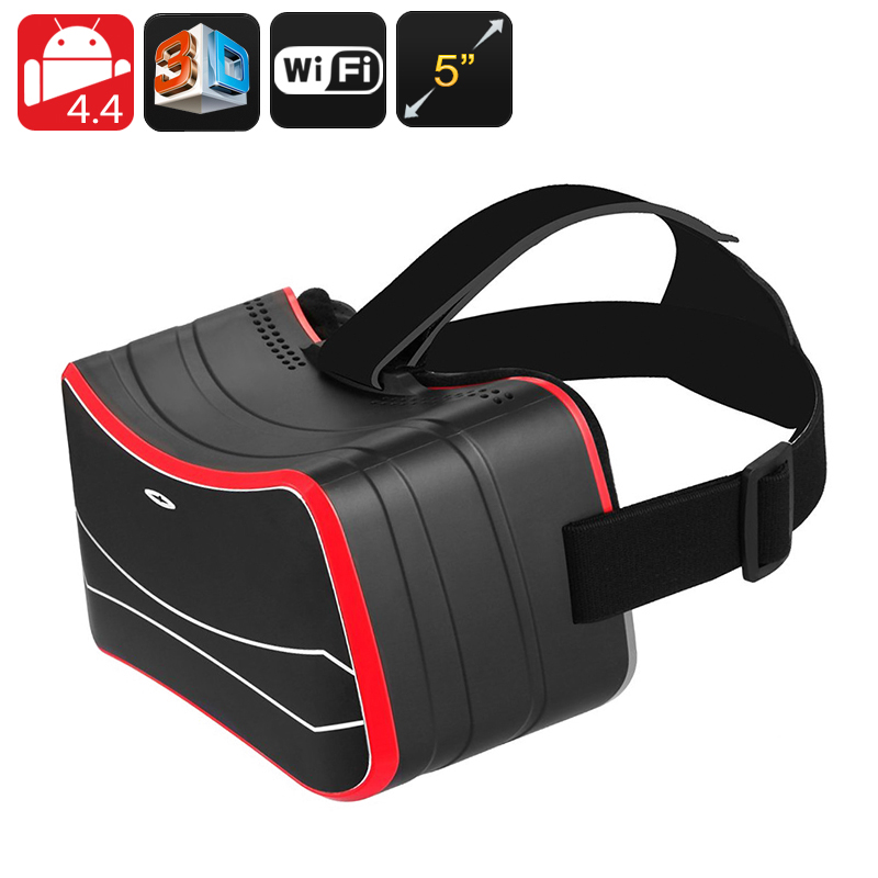 Android 3D VR Glasses
