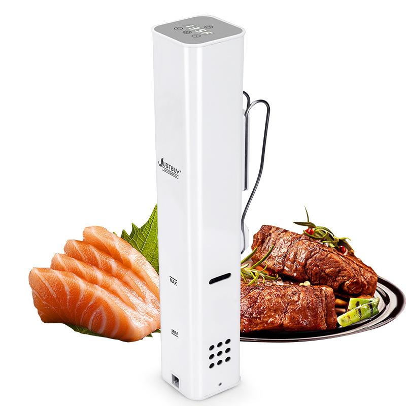 1 Set Of Low Temperature Vacuum Cooking Steak  Machine Sous Vide Machine Precision Cooker Waterproof IPX7