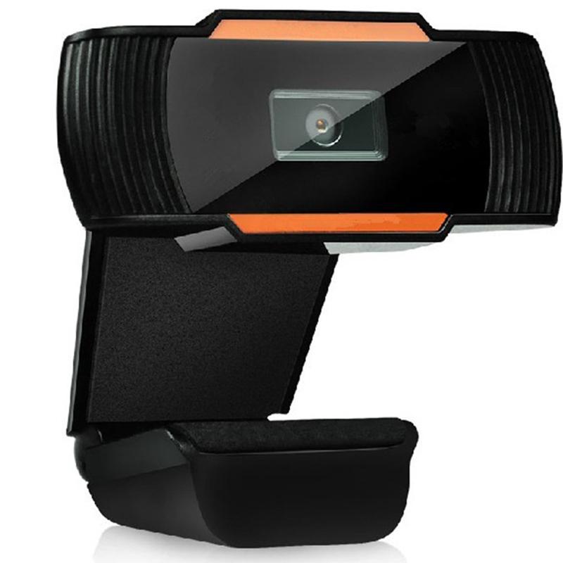 Usb 2.0 Pc Camera 480/1080p Video Record HD Webcam Web Camera With Mic For Computer A870 camera 640*480