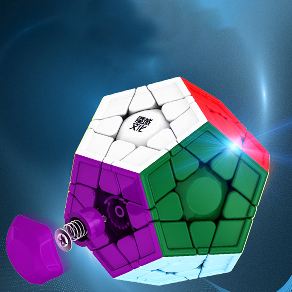 Megaminx magic cube Cubing Culture WRM magnetic Megaminx  magic cube Puzzle toy color