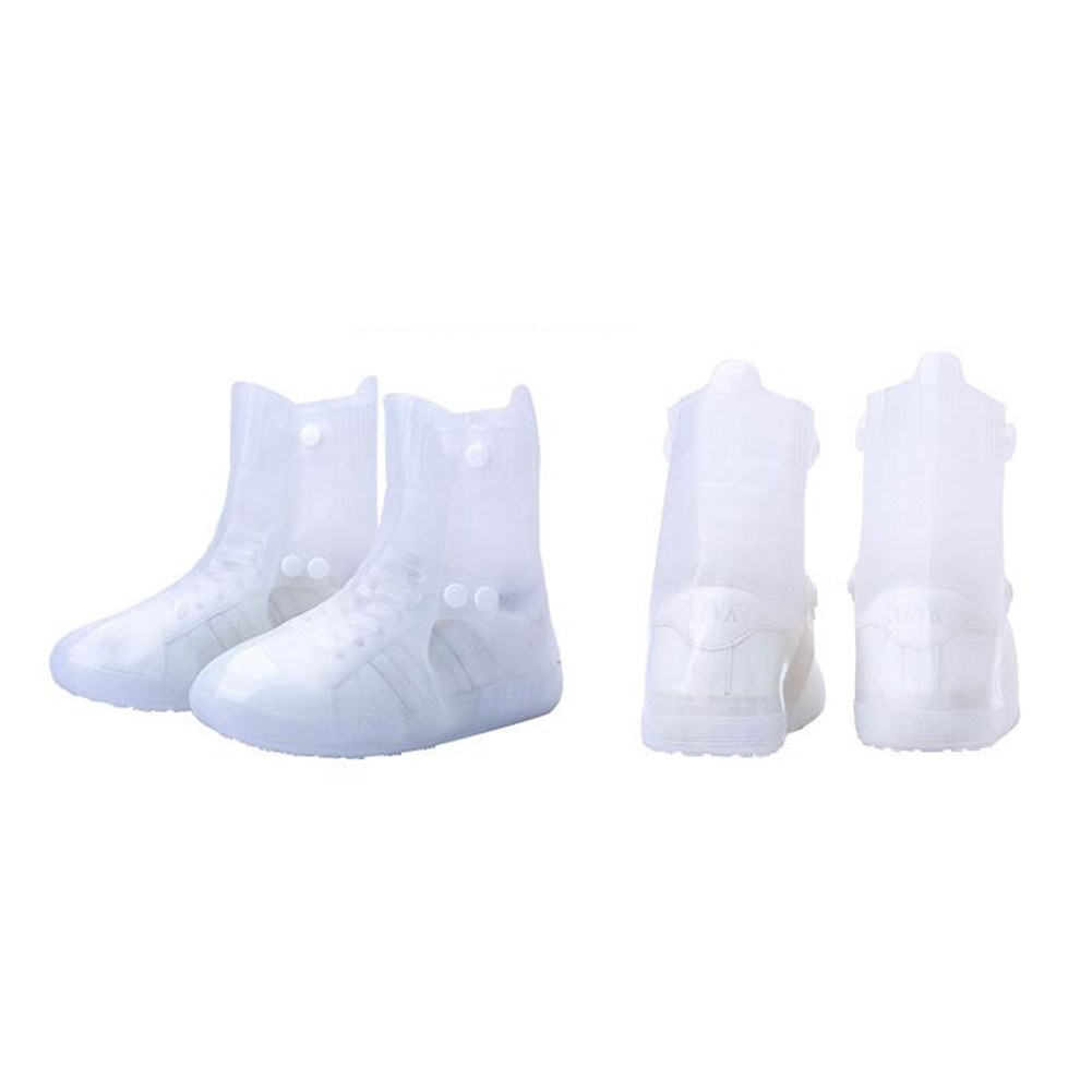 Reusable Rain Gear Boots Snow Shoe Covers Waterproof Shoes Overshoes
