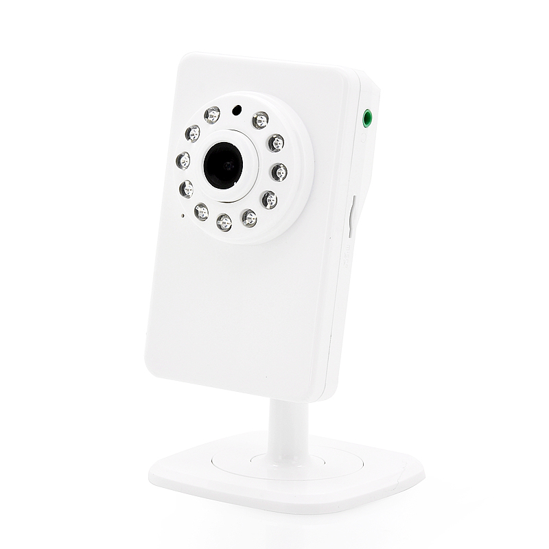 Plug + Play Mini WiFi IP Camera