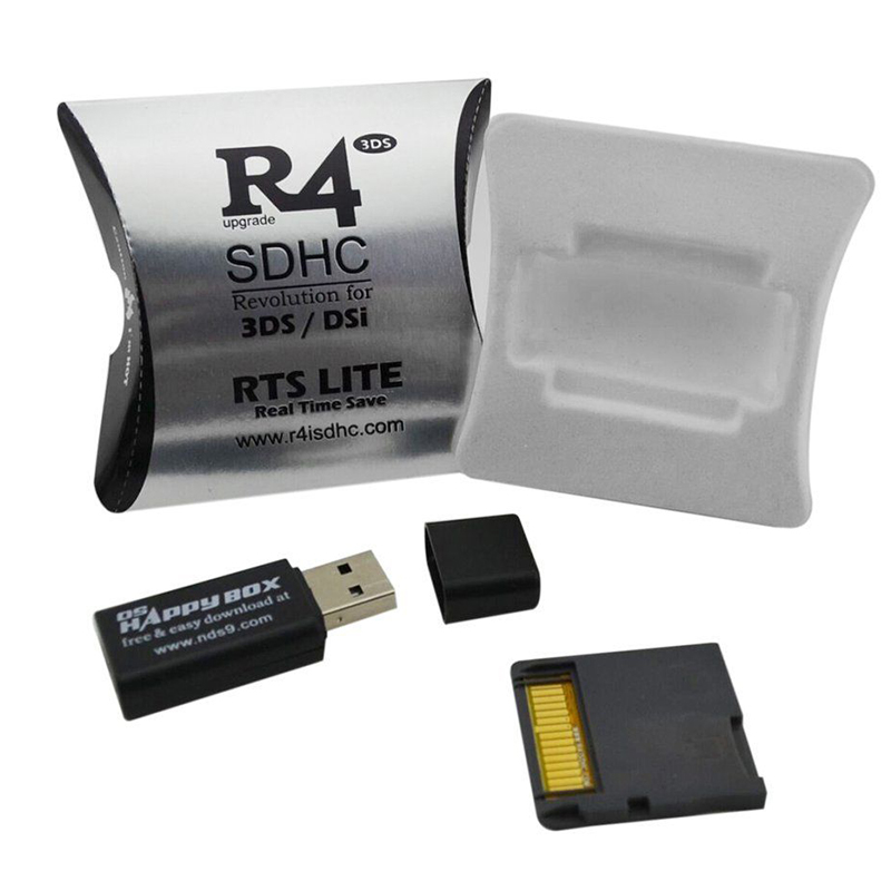 R4 SDHC Micro SD Memory Adapter Card