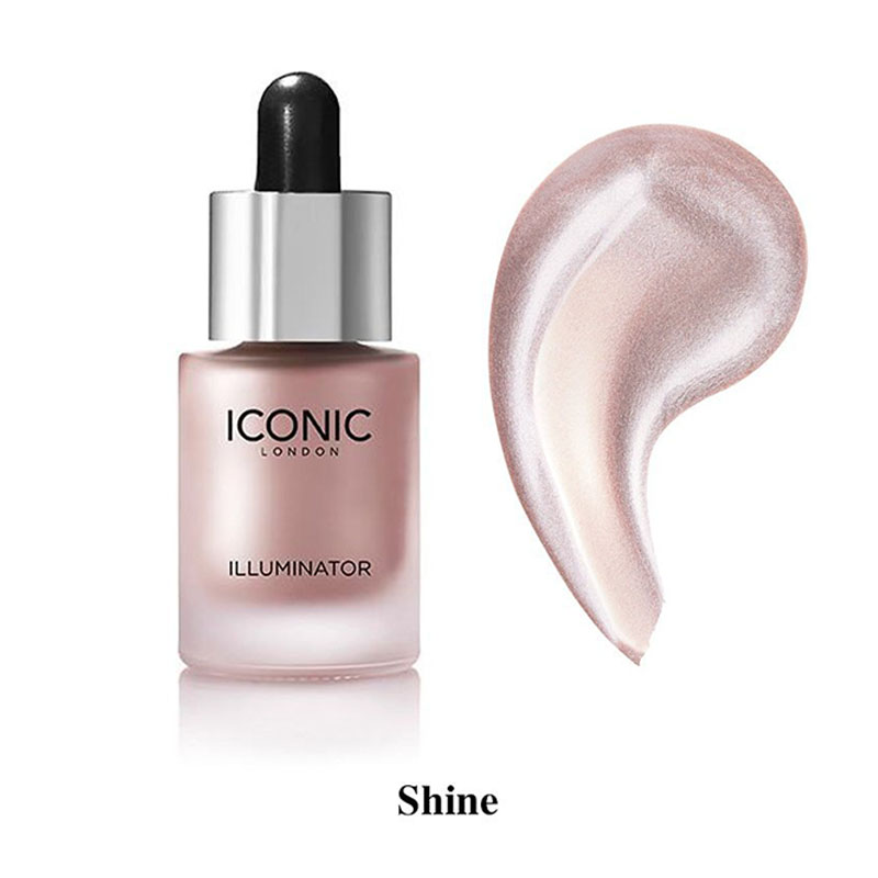 Professional Dropper Highlight Liquid Base Face Long-lasting Brighten Makeup Concealer Oil