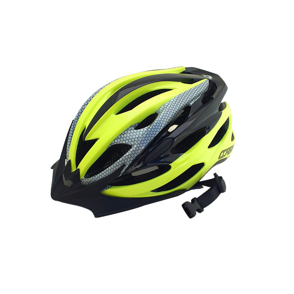 Breathable MTB Bike Bicycle Helmet Protective Gear Green black_Universal