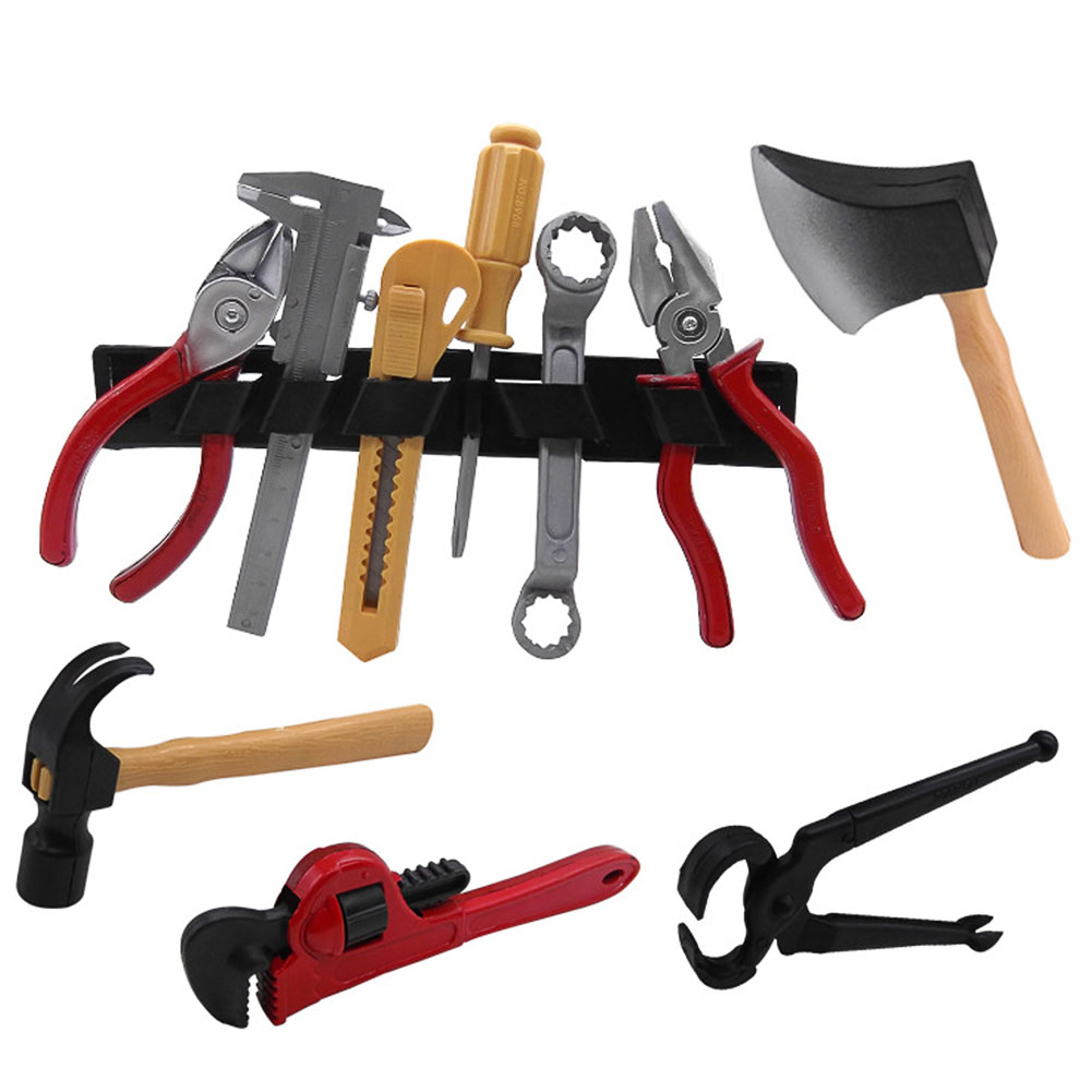 Plastic Building Children Tools Set