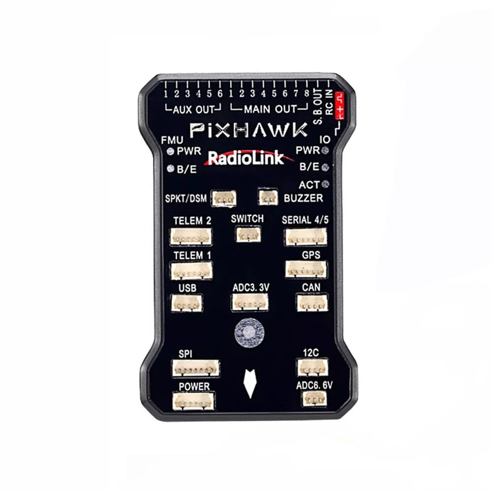 Radiolink PIXHAWK Flight Controller 32 Bit w/ Power Module for RC Racing Drone Quadcopter default