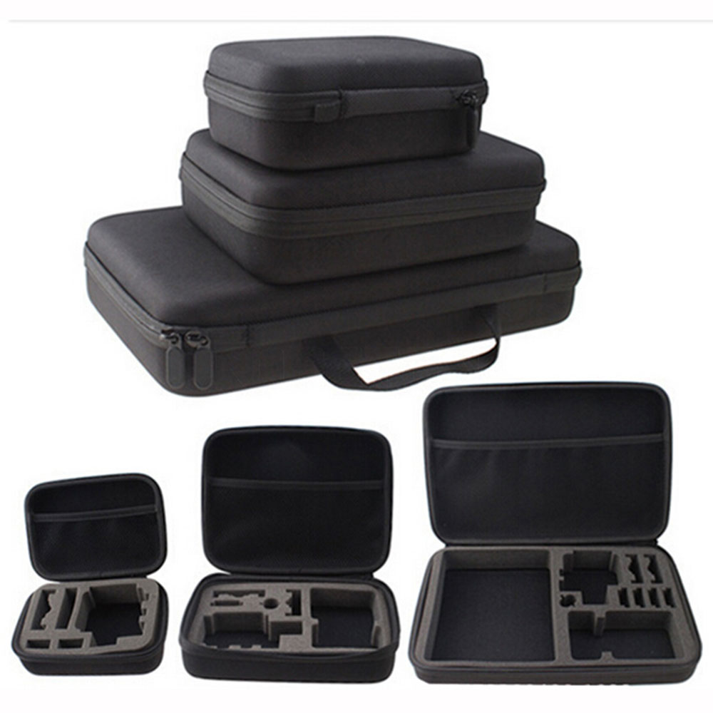 Portable Anti-shock Protective Storage Carrying Case for GoPro Hero 5/4/3+ small