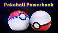 Pokemon Pokeball Power Bank