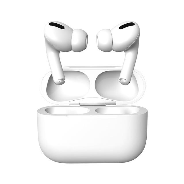 TWS Bluetooth Headset Pressure Sensor Earbuds Wireless Bluetooth Earphones Pk Mx Ap I900000 Pro Tws white