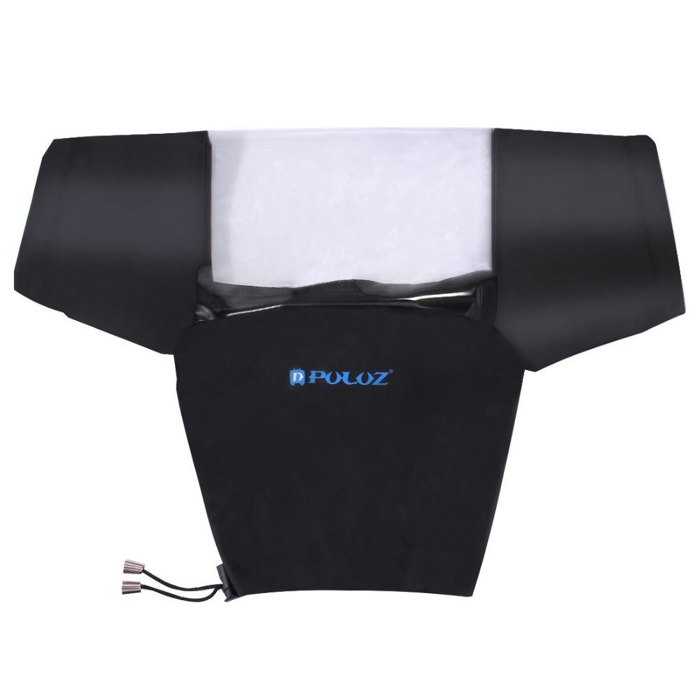Professional Camera Rain Cover Rainproof Against Dust DSLR Camera Raincoat black