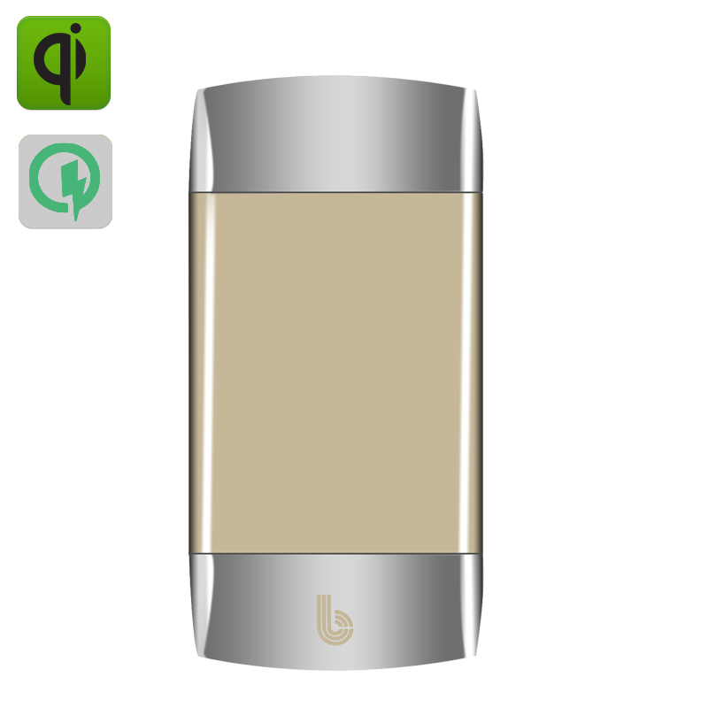 7000mAh Qi Wireless Charging Power Bank