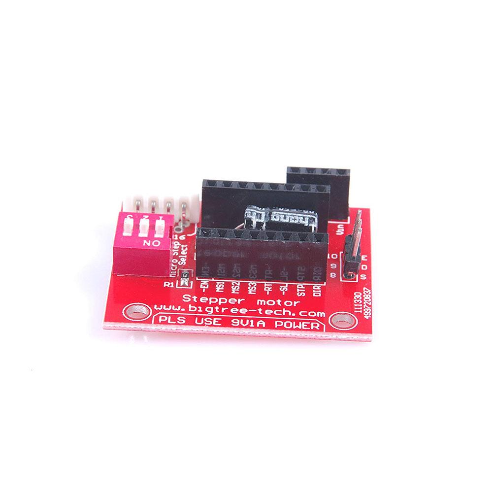 5PCS/Set A4988/DRV8825 3D Printer Stepper Motor Driver Control Extension Shield Boards