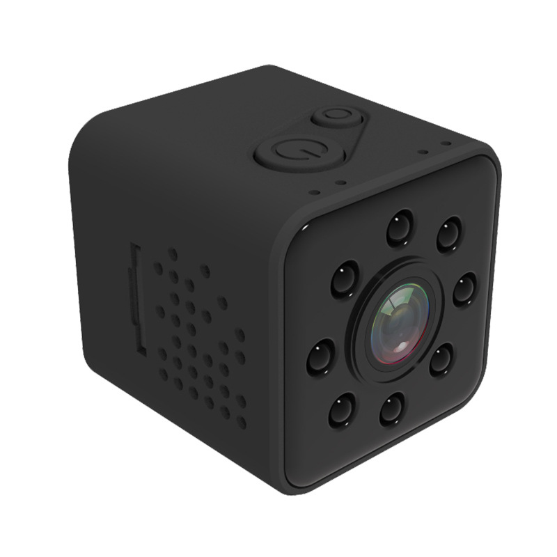 SQ23 1080P Mini Camera - Black