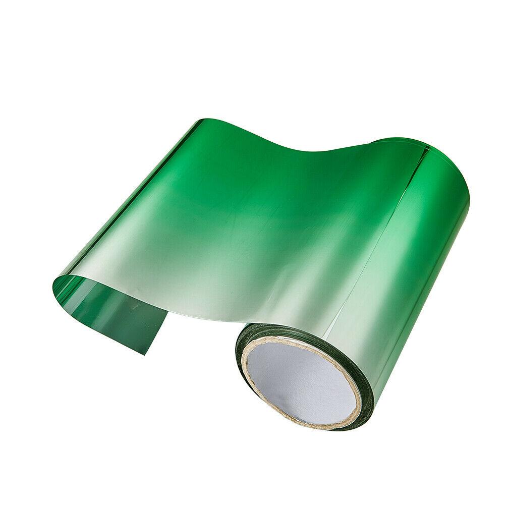 Car Front Windshield Protect Shade DIY Sticker Window Sun Visor Strip Tint Film  green